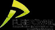 Purepower logo - dansk smag og dansk kvalitet - helte